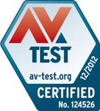 AV-TEST权威认证