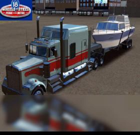 18轮大卡车2_18轮大卡车:金属疯狂