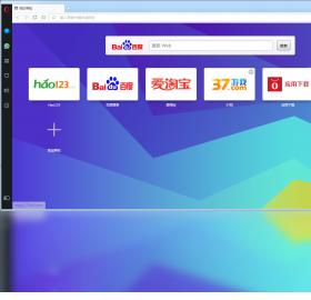 Opera桌面瀏覽器